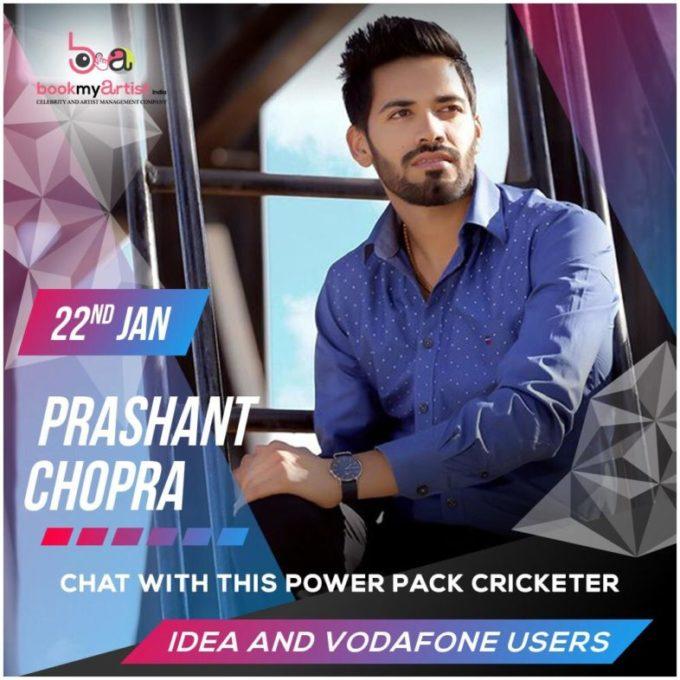 Prashanth Chopra