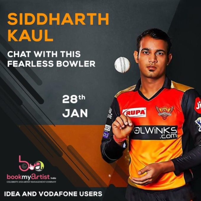 Siddharth Kaul