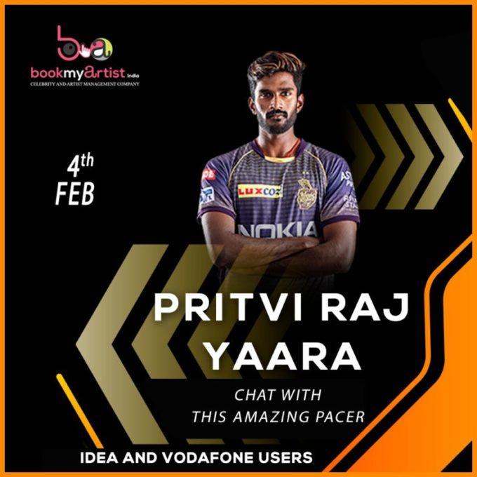 Prithviraj Yaara