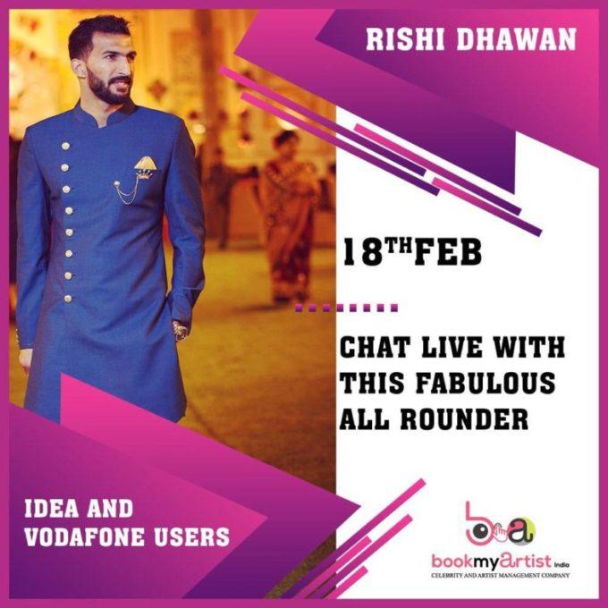 Rishi Dhawan
